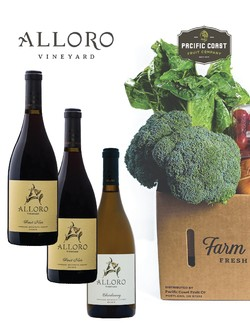 Wine & Produce Pack